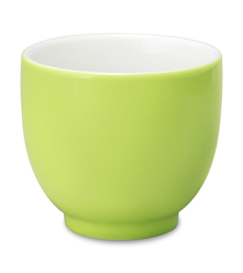Tea Cup - 7oz Citron Green
